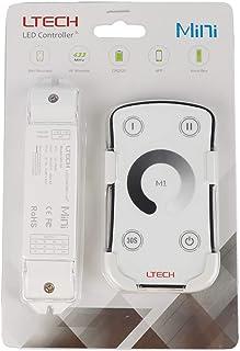 contrôleur 220V sélecteur de variateur LED réglable pour une lumière dimma CW