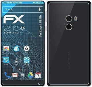 atFoliX Skärmskyddsfilm är kompatibel med Xiaomi Mi Mix Film, ultra-klar FX Skyddsfilm (Set av 3)