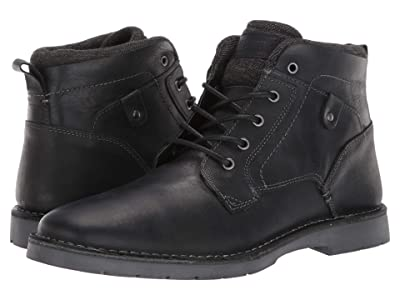 Steve Madden Vulture (Black) Men