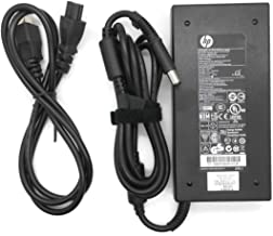 New Genuine HP Slim Smart pin 150 Watt 19.5V -7.7A AC Power Adapter With Cord 693707-001