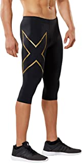2XU Men's 3/4 MCS Thermal Compression Tights