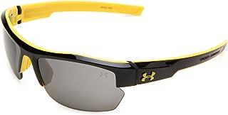 نظارات شمسية رياضية إغنتير برو من أندر أرمور ، عدسات أسود/ رمادي ، 59 ملم