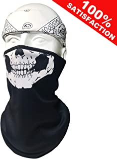 Freeout Winter Ski Mask for Kids/Adults Face Mask Wind-Resistant Soft Warm Neck Warmer Skiing Cycling Hiking for Outdoor Sports Men & Women