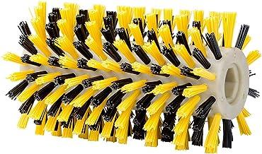 GLORIA Holzbürste UNIVERSAL | Zubehör für BrushSystem-Geräte ausgenommen WeedBrush | Holz-/WPC-Terrasse reinigen mittels Nylonbürste | 10 cm Durchmesser | 16,5 cm Breite
