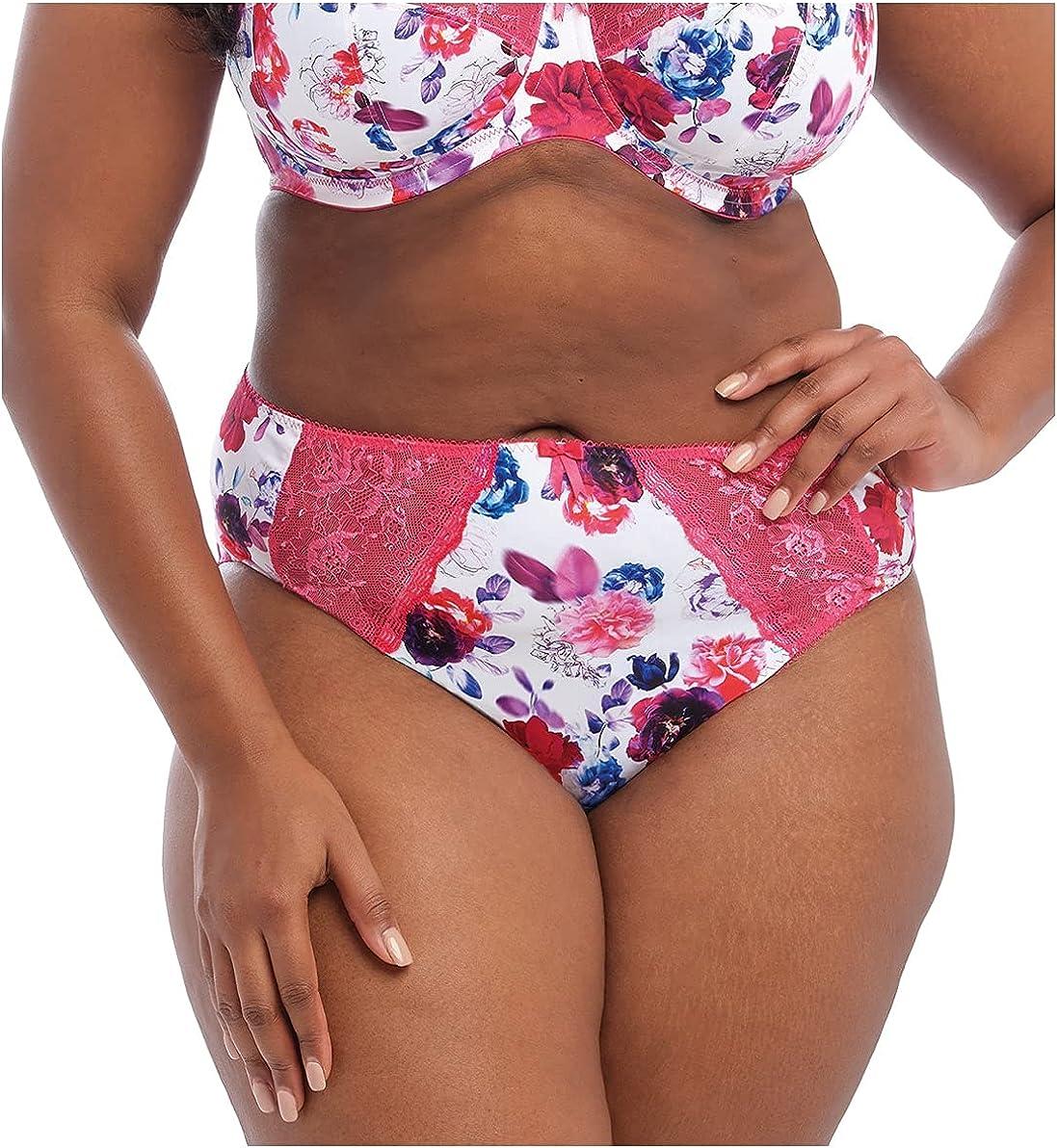 Elomi Women's Plus Size Morgan Full Brief