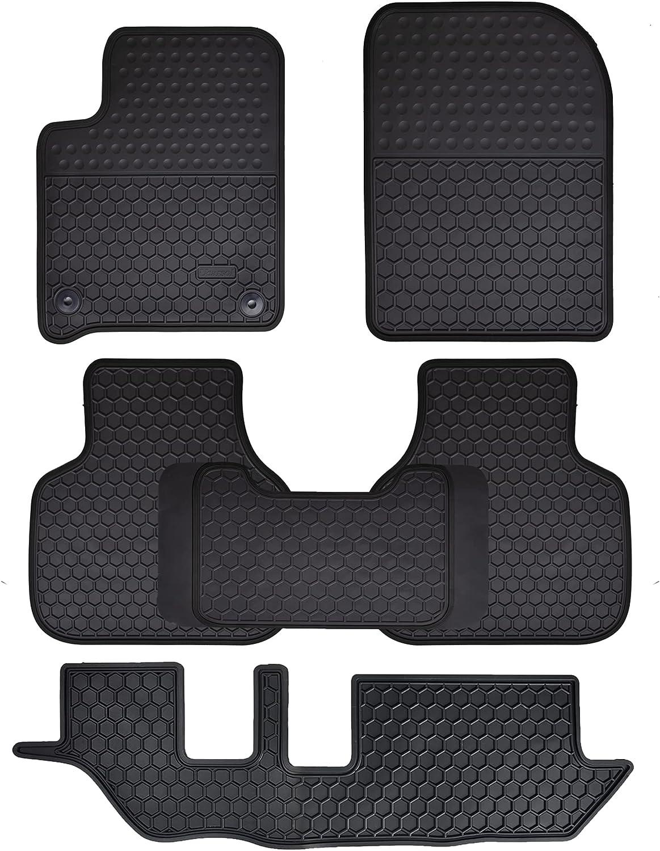 Megiteller Car Floor Mats half Custom Fit 2013 for Journey Max 44% OFF Dodge 2012