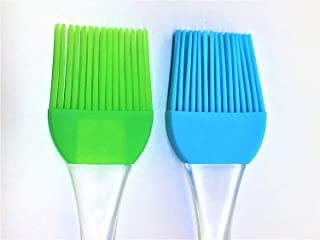 Garden Of Arts Silicone Basting   BBQ   Pastry   Oil Brush (Random Colour)   Turkey Baster   Barbecue Utensil use for Gril...