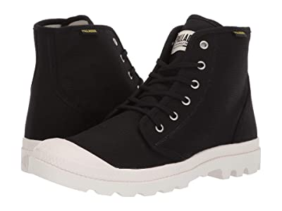 Palladium Pampa Hi Originale (Black/Marshmallow) Lace-up Boots