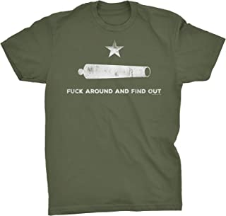 Fuck Around and Find Out - 001 - Come and Take It Cannon Shirt