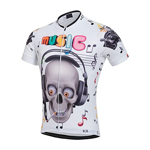 Men s Cycling Jersey Short Sleeve Road Bike Biking Shirt Bicycle Clothes -  Breathable and Quick- 61d26cb22