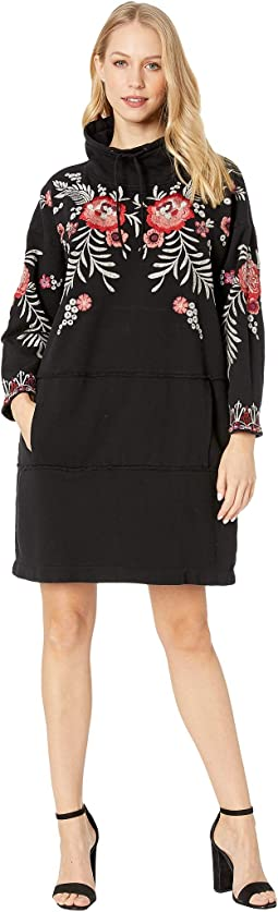Maya Sweatshirt Tunic Dress