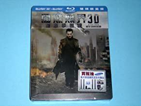 Star Trek 3D + 2D Taiwan Steelbook Edition Region Free Out of Print