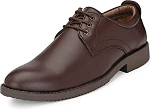 Centrino Men's 2293 Brown Formal Shoes