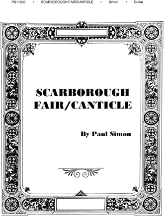 Amazon com: Scarborough Fair/Canticle: Books
