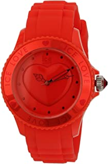 Ice-Watch - Ice-Love collection - Unisex 43mm - Red
