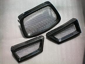 Carbon Fiber Grilles For Subaru Impreza WRX STI 2006-2007