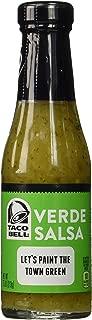 Taco Bell Verde Salsa 7.5 Oz (Pack of 4)