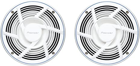Pioneer TS-MR2040 Marine 8-Inch 200-Watt Coaxial Speakers