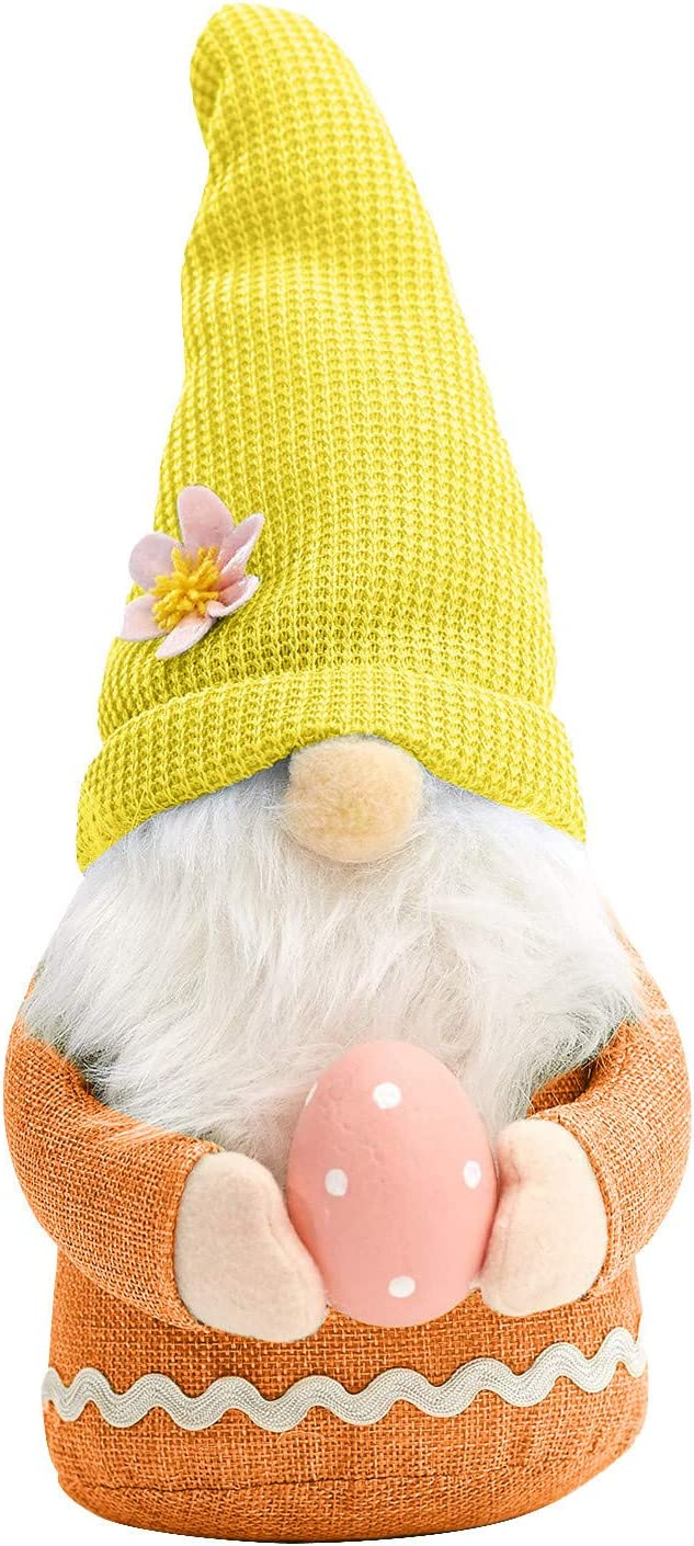 Gnome Home Household Decoration - Collectible Easter Soldering Figu shop Spring