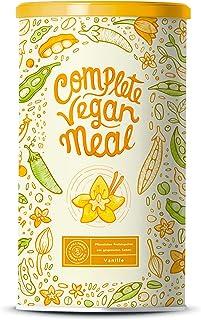 Complete Vegan Meal - Vanille - Plantaardige maaltijdvervanger voor langdurige verzadiging, energie, concentratie en prest...