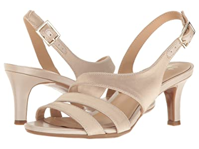 Naturalizer Taimi (Champagne Satin) High Heels
