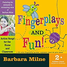 Fingerplays and Fun