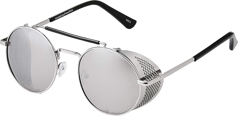 Ultra Gafas de Sol con Protección Lateral Cyber UV400 Unisex Hombres y Mujeres