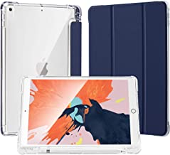 "LovRug Compatible with iPad Air (3rd Gen) 10.5"" 2019/iPad Pro 10.5 case with Apple Pencil Holder,Light Weight Soft TPU Tra..."