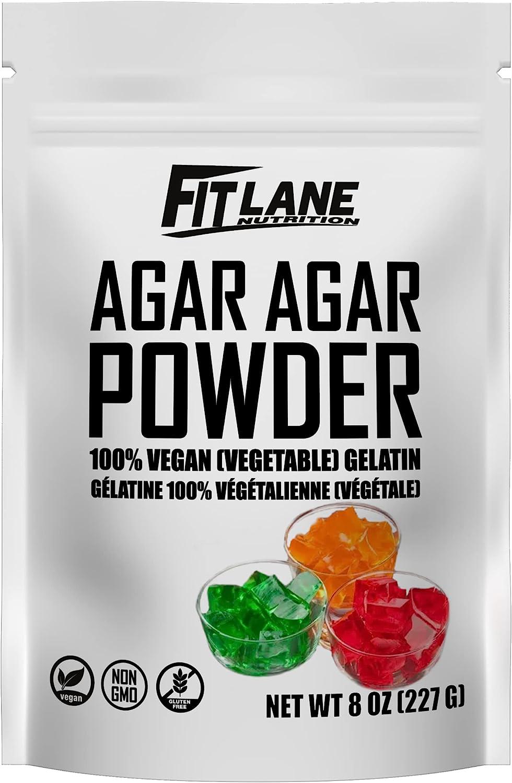 Agar Powder. Financial sales Free Shipping New sale Vegan Vegetarian Gelatin. GMO Non Fr Gluten