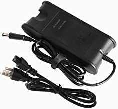 19.5V 4.62A 90W AC Adapter Charger Power Supply Cord for Dell Laptop Computer, Dell PA-10 90-watt Power Supply