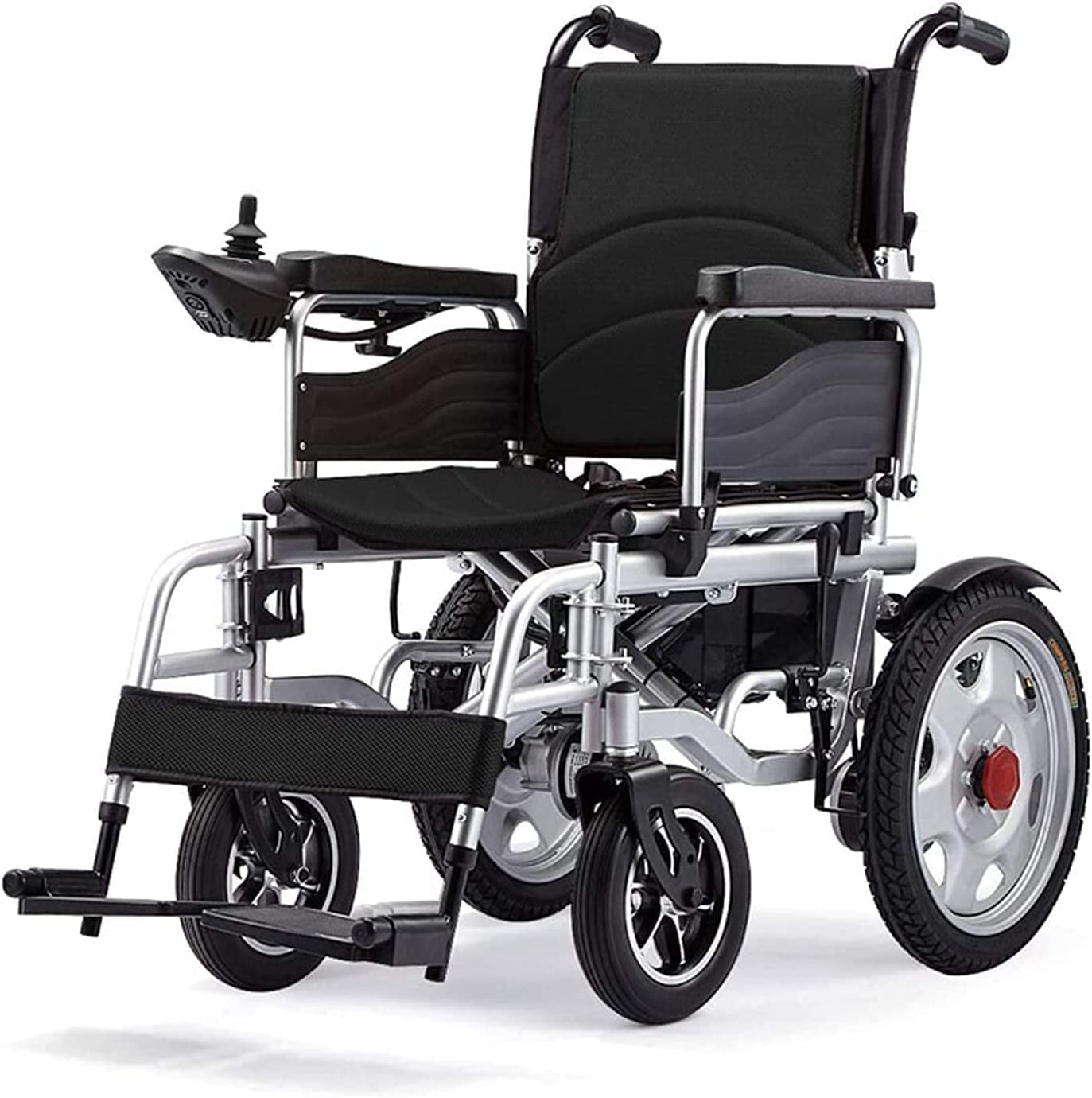 Electric Wheelchair Dual-Motor Foldable National products Automatic Lightweight Special Campaign In
