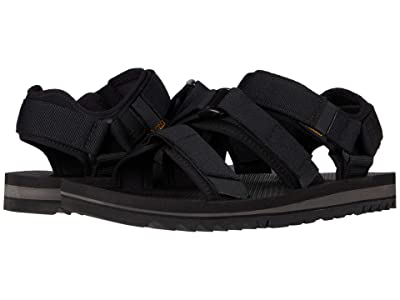 Teva Cross Strap Trail (Black) Men