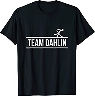 Ice Hockey Team Dahlin T-shirt Hockey Lovers T-shirt