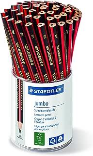 Staedtler 1285-2KP50 Noris Club Jumbo Pencil, Hardness HB, 50 pcs.