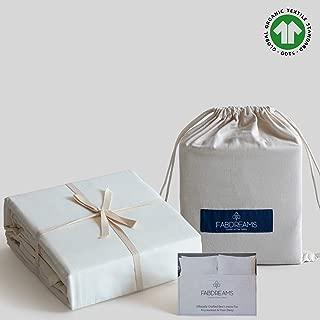 Best organic cotton sheets twin Reviews