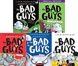 Bad Guys Book Series 6-10