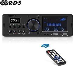 Autoradio Bluetooth Coche RDS Estéreo ieGeek, 60W X 4