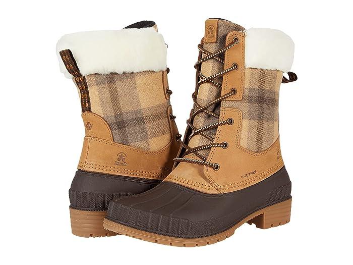 Vintage Winter Retro Boots – Snow, Rain, Cold Kamik Sienna Cuff $140.00 AT vintagedancer.com