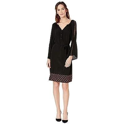 Hatley Hayley Dress (Black) Women