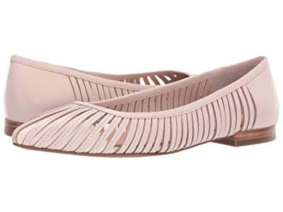 LINEA Paolo Belinda Flat (Pale Pink Nappa Leather) Women