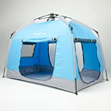 Kids Play Tent-Portable Playhouse Children House -Easy Set up Indoor Outdoor with Carry Bag for Kids-Light Strip Design fo...