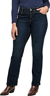 TRIANGLE Hose Lang Jeans para Mujer