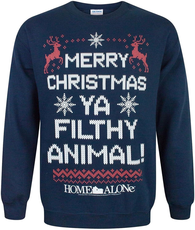 Home Alone Filthy Animal Christmas Sweatshirt