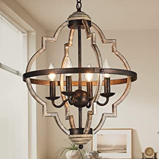 Amazon.com: Traditional - Chandeliers / Ceiling Lights ...