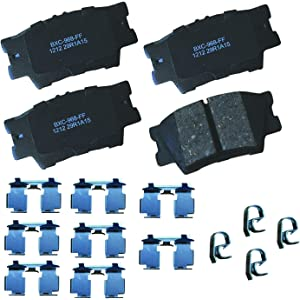 Bendix SBC502 Stop by Bendix Brake Pad Set