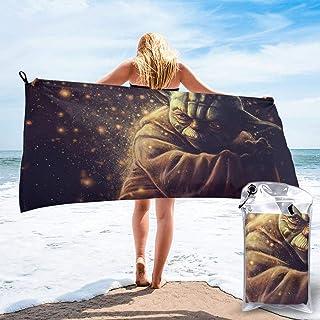 Stars And Wars Serviette De Bain Serviette De Plage Surdimensionn/é Utilisation Comme Yoga Voyage Camping Gym Serviettes De Piscine Sur Chariot De Plage Chaises De Plage 80X130Cm