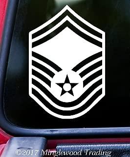 Minglewood Trading USAF E-8 Senior Master Sergeant Insignia 5