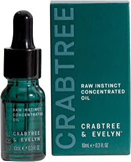 Crabtree & Evelyn Crabtree raw instinct concentrated oil 10 ml