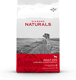Diamond Naturals Premium Formulas Dry Dog Food for Adult Dogs Made with Real Meat Protein, Superfoods, Probiotics and Anti...