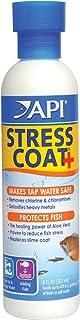 API STRESS COAT Aquarium Water Conditioner 237 ml Bottle